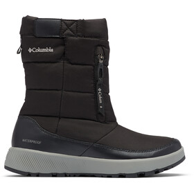 Columbia Paninaro Omni-Heat Pull On WP Bottes D'Hiver Femme, black/stratus
